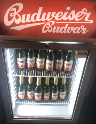 Budvar fridge # 2