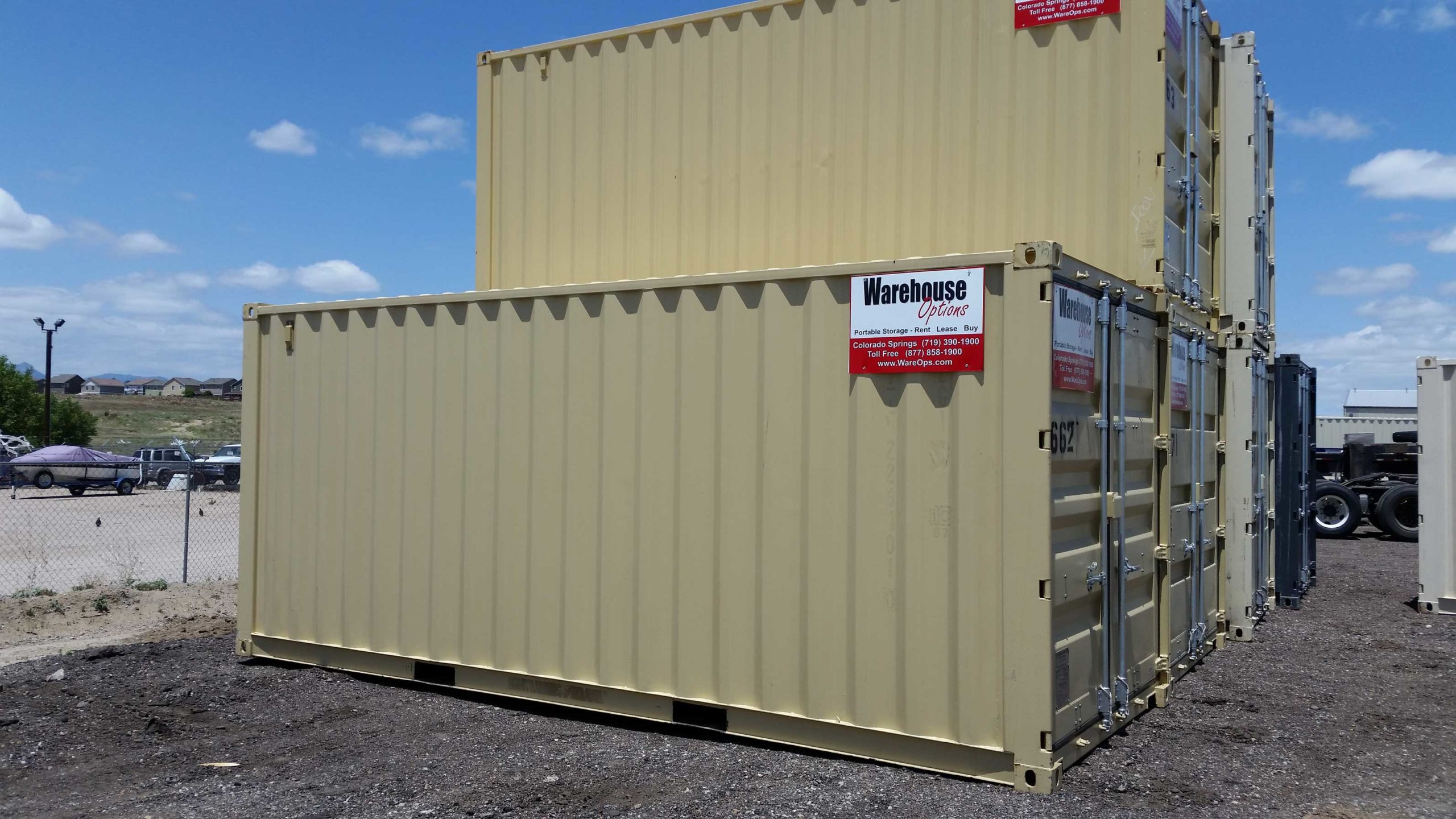 Best Kitchen Gallery: 20 Foot One Trip Storage Containers 4 800 Warehouse Options of 20 Foot Shipping Container Cost on rachelxblog.com
