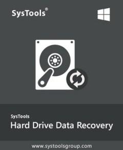 SysToolsHardDriveDataRecovery crack