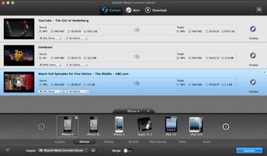 iSkysoft iMedia Converter Deluxe Registration Code