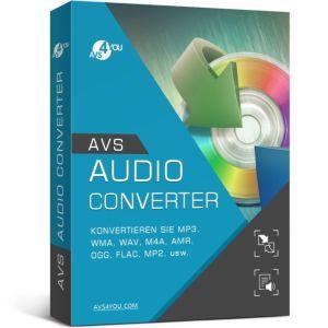AVS Audio Converter Serial Key