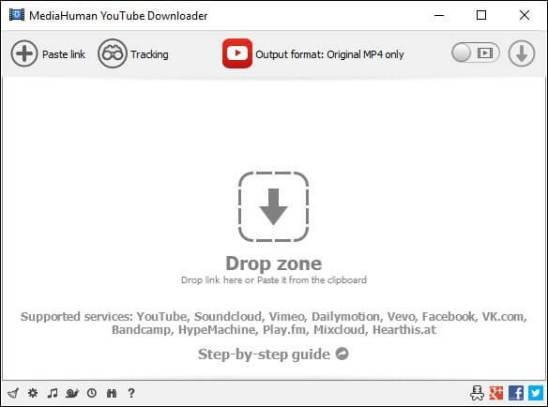 MediaHuman YouTube Downloader Registration Code