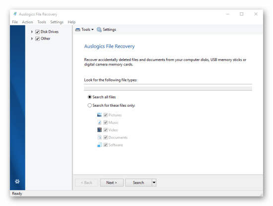 Auslogics File Recovery Licence Key