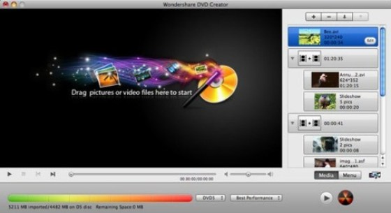 Wondershare DVD Creator License Key