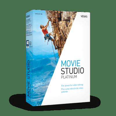 MAGIX VEGAS Movie Studio 17 Crack
