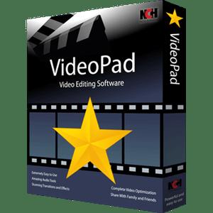 VideoPad Video Editor Pro Registration Code