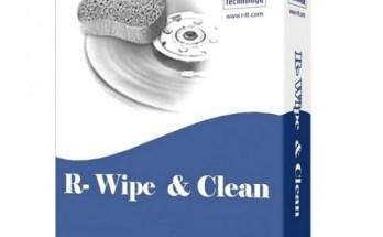 R-Wipe & Clean Serial Number