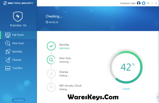 360 Total Security 2019 Serial Key