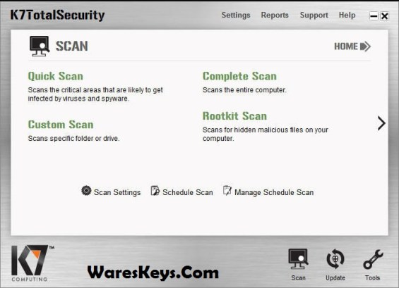 k7 Total Security 2019 Crack Plus Activation Key Free Download