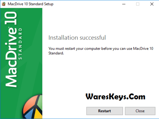MacDrive Serial Key