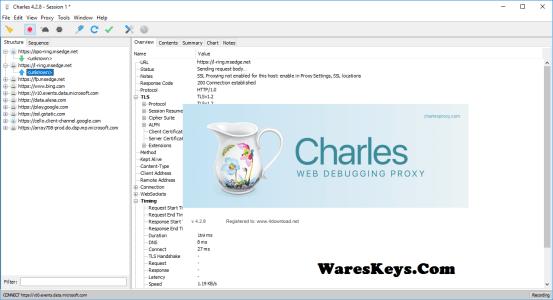 Charles Web Debugging Proxy