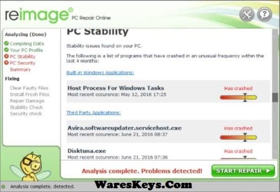 Reimage PC Repair 2020 License key