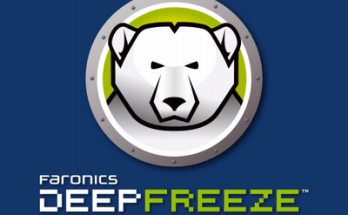 Deep Freeze Standard v8.62 Crack