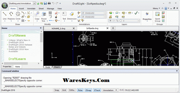DraftSight Keygen