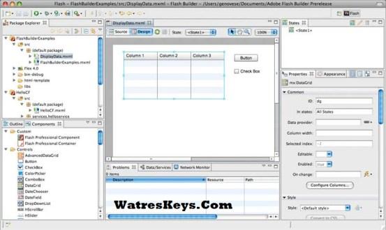 Adobe Flash Builder Keygen