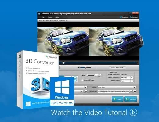 Aiseesoft 3D Converter 6.5.6 Serial Key Full Version