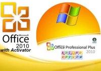 Microsoft Office 2010 Professional plus Activator Full Free