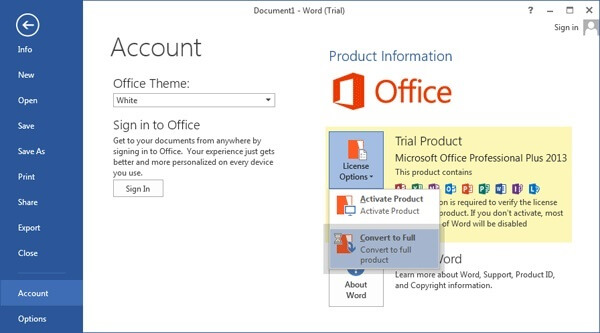 Office 2013 professional plus crack product key full free - Office professional plus activation ...