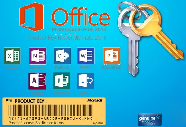 Office 2013 Professional Plus Crack Product Key Full Free