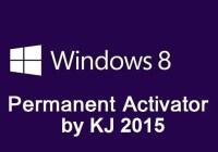 Windows 8 Permanent Activator KJ 2015 Free Download