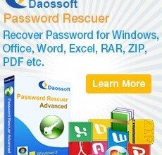 Daossoft RAR Password Rescuer 7.0 Crack Serial key Free