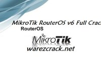 MikroTik RouterOS 6 Crack Patch Keygen Free Download