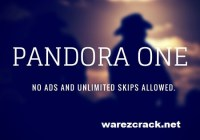 Pandora One Apk Unlimited Skips free download