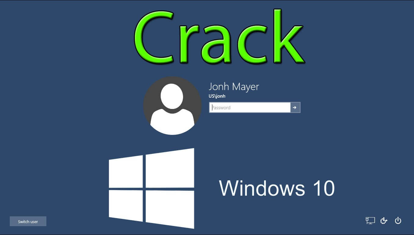 windows 10 crack  iso 64 bit