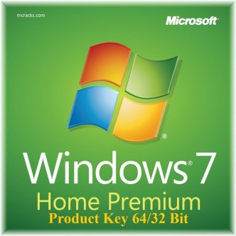 Windows 7 Home Premium Product Key 64Bit 32 Bit Activation Key