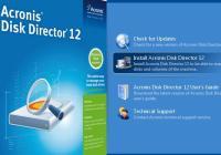 Acronis Disk Director 12 Serial Key + License Keygen Free