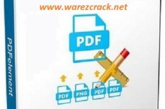 Wondershare PDFelement 5.7.0 Crack + Registration Code