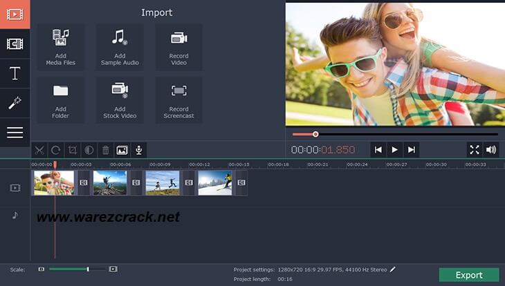 Movavi Video Editor 11 Activation Key Crack Full Version