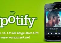 Spotify Music v5.1.0.849 Mega Mod APK Download (Updated)