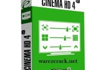 Cinema HD 4 Crack + License Key Full Version Free Download
