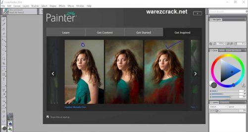 free software corel painter 2016 version 15 0 0 689