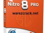 Nitro PDF Pro 8 Crack Keygen + Serial Key Full Free Download