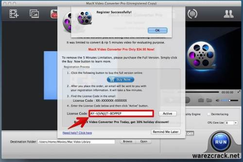macx hd video converter pro for windows 5.9 7 license code 2016