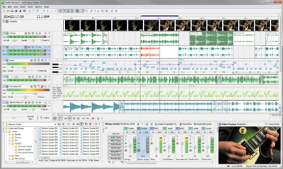 10 0: Magix Acid Music Studio 10.0 Crack + Serial Keygen Free