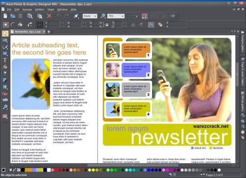Xara Photo & Graphic Designer 10 Serial Key