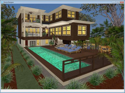 Total 3D Home Design Deluxe 11 Crack + Activation Key Free