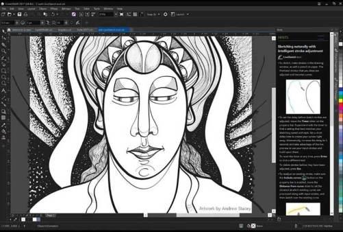 CorelDRAW Graphics Suite 2017 Crack