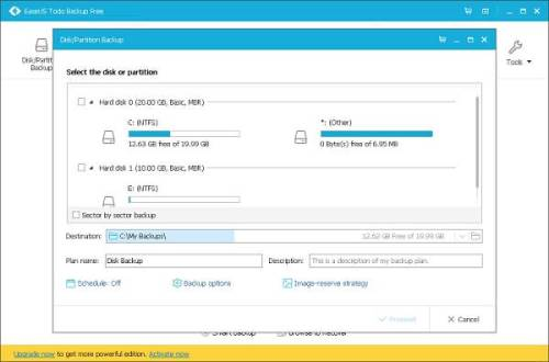 EaseUS Todo Backup 10.0 Crack