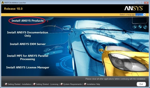 Ansys Products 18 Serial Key