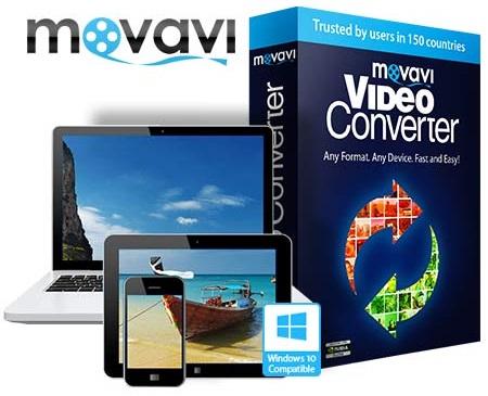 Movavi Video Converter 17.2 Activation Key