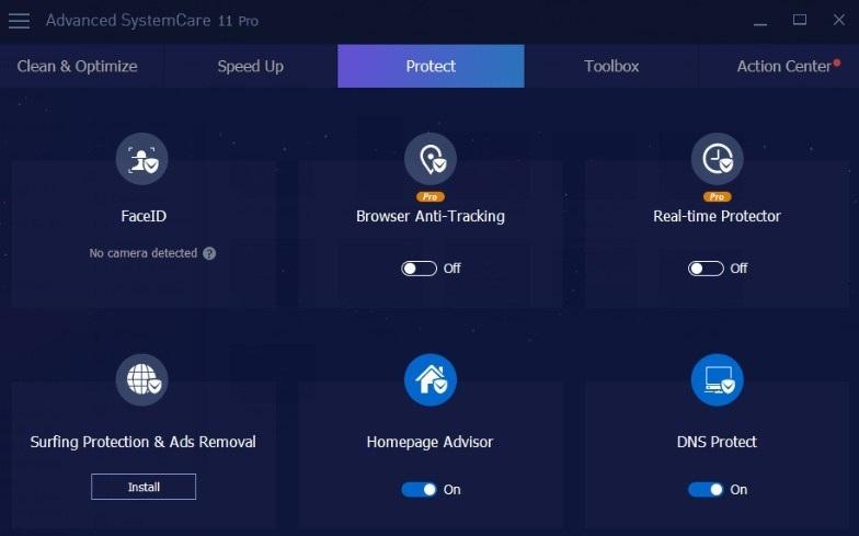 Advanced SystemCare 11.5 Pro Crack
