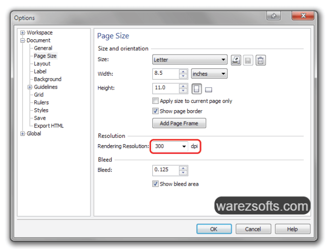 CorelDRAW Draft Graphics Suite