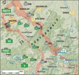 Costly Victory in Hürtgen Forest Warfare History Network