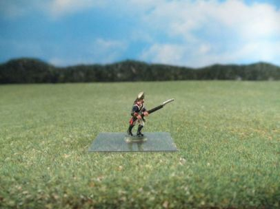 15mm AWI Infantry: ARV33 Hessian Grenadiers, Advancing