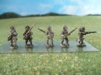 15mm British Colonials: LBN182 Pathan Infantry with Rifles