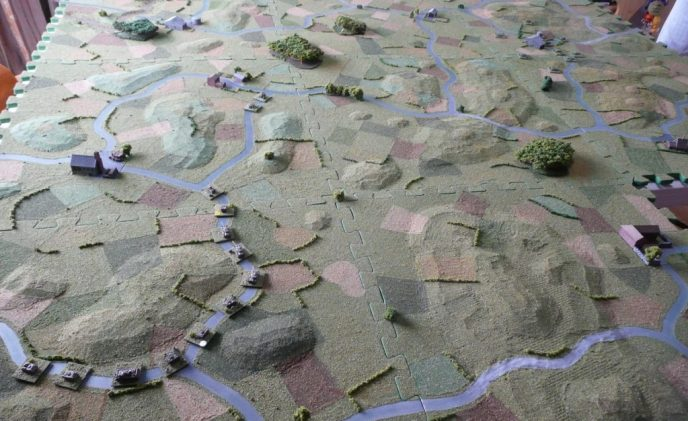 Creating the Battlefield - Planning the terrain - Pic 2